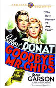 Goodbye, Mr. Chips , Robert Donat