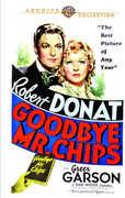 Goodbye, Mr. Chips , Robert Donat