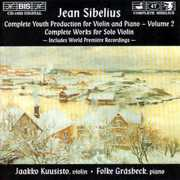 Complete Youth Production for Violin & Piano 2 , J. Sibelius