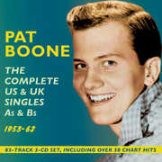 Complete Us & UK Singles As & BS 1953-62