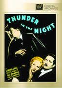 Thunder in the Night , Edmund Lowe