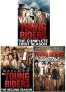 The Young Riders: The Series: Seasons 1, 2 & 3 , Josh Brolin
