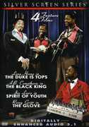 4 Feature Films: The Duke Is Tops /  The Black King /  Spirit of Youth /  The Glove , Ralph Cooper