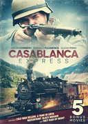Casablanca Express , Glenn Ford