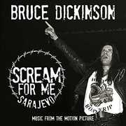 Scream For Me Sarajevo , Bruce Dickinson