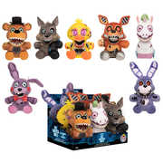 FUNKO PLUSH: Five Nights at Freddy's - The Twisted Ones (One Plush PerPurchase)