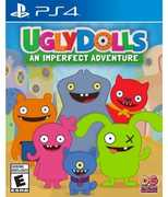 Ugly Dolls: An Imperfect Event for PlayStation 4