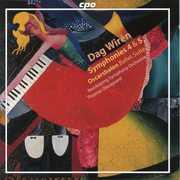Symphonies 4 & 5 , Thomas Dausgaard