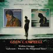 Wichita Lineman /  Galveston - Where's The Playground Susie? [Import] , Glen Campbell