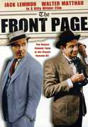 The Front Page , Jack Lemmon