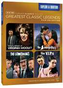 TCM Greatest Classic Legends Film Collection: Elizabeth Taylor & Richard Burton , Elizabeth Taylor