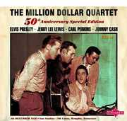 The Complete Million Dollar Sessions: 50th Anniversary Edition [Import] , The Million Dollar Quartet