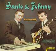 First Two Stereo Albums [Import] , Santo & Johnny