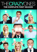The Crazy Ones: The Complete First Season , Robin Williams