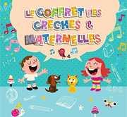 Le Coffret Des Creches & Maternelles /  Various [Import] , Various Artists