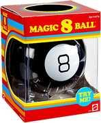 Mattel Games - Retro Magic 8 Ball