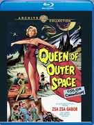 Queen Of Outer Space , Zsa Zsa Gabor