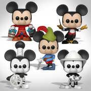 Mickey's 90th Anniversary Funko Bundle