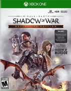 Middle Earth: Shadow of War - Definitive Edition fro Xbox One