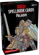 D&D Spellbook Cards: Paladin (Dungeons & Dragons, D&D)