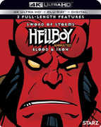 Hellboy Double Feature , Ron Perlman