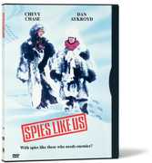 Spies Like Us & Nothing But Trouble , Chevy Chase