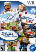 My Sims Racing Bundle for Nintendo Wii