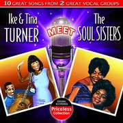 Ike and Tina Turner Meet The Soul Sisters