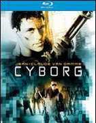Cyborg , Alex Daniels