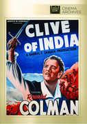 Clive of India , Ronald Colman