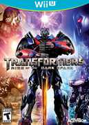 Transformers Rise Of The Dark Spark for Nintendo WiiU