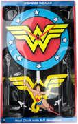 Wonder Woman Pendulum Wall Clock