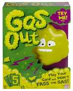 Mattel Games - Gas Out Game
