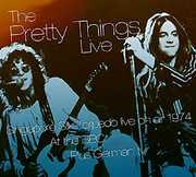 Live On Air At The BBC & Other Transmissions 1974-1975 [Import] , The Pretty Things