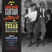 Lone Star Guitar Attack: Albert Collins & The Kings Of Texas BluesGuitar /  Various [Import] , Various Artists