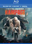 Rampage , Dwayne Johnson