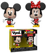 FUNKO VYNL: Disney - Mickey & Minnie