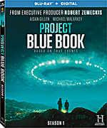 Project Blue Book: Season 1 , Aidan Gillen