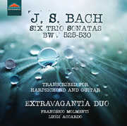 Six Trio Sonatas BWV 525-530