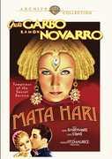 Mata Hari , Greta Garbo