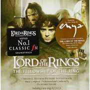 The Lord of the Rings: The Fellowship of the Ring (Original Soundtrack) , Various Artists