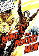 King of the Rocket Men , Tristram Coffin
