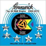 Brunswick Top 40 R&b Singles 1966-1975