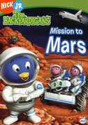 The Backyardigans: Mission to Mars , Jonah Bobo