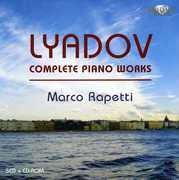 Complete Piano Music , Marco Rapetti