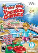 Cruise Ship Vacation Games for Nintendo Wii