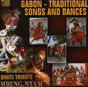 Gabon: Traditional Songs & Dances Bwiti Tribute