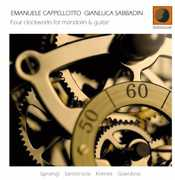Four Clockworks Mandolin & Guitar [Import] , Emanuele Cappellotto