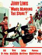 Who's Minding The Store? , Jerry Lewis