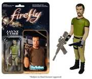 FUNKO REACTION: Firefly - Jayne Cobb